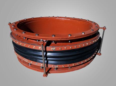 FB-U高温橡胶风道补偿器(圆形)