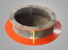 异径橡胶风道补偿器