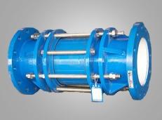 洛阳SSJA-2(BY)压盖式限位伸缩接头